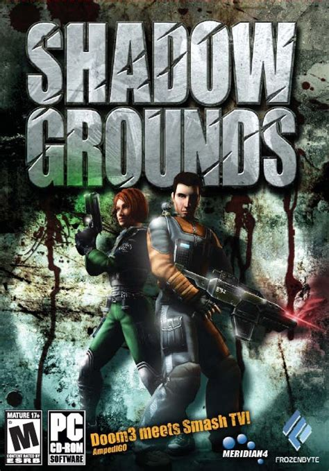Shadowgrounds - PC - IGN