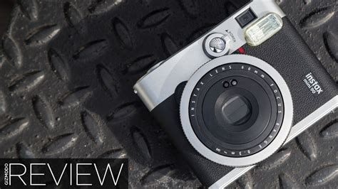 Fuji Instax Mini 90 Review: Photos You Can For Real Hold