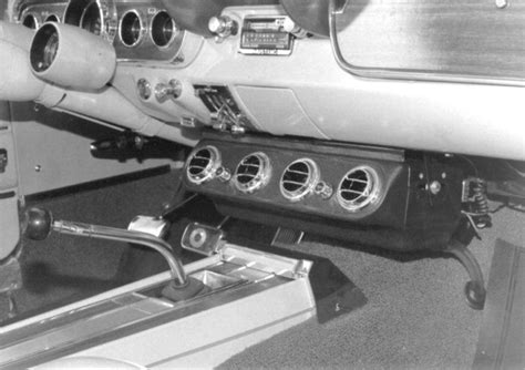 1967 Ford Mustang 390 Daily Driver Air Conditioning System