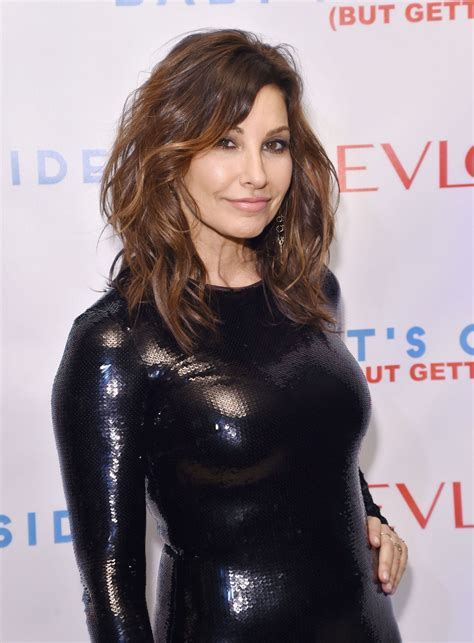 Gina Gershon - 'Baby It's Cold Outside' Holiday Concert in