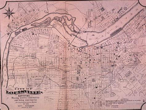 Historical Maps of Louisville KY | City of Louisville