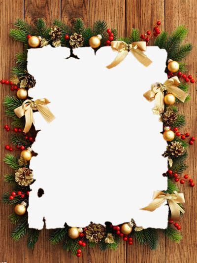 Christmas Frame Picture, Frame Clipart, Creative Christmas