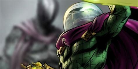 'Spider-Man: Homecoming 2': We Wish This Mysterio Fan Art