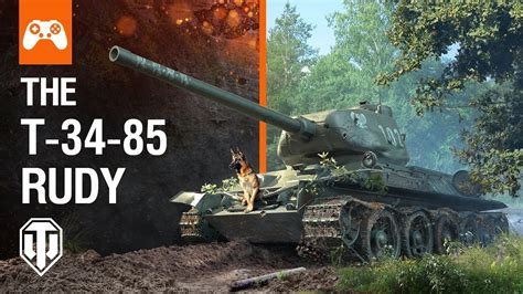 Introducing the T-34-85 Rudy Bundle with the Szarik Dog