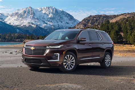 Overlooked, but Not Forgotten: The 2021 Chevrolet Traverse