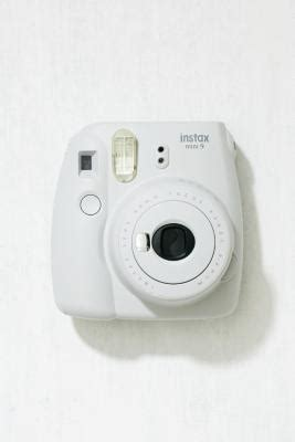 Fujifilm Instax™ Mini 9 Smokey White Instant Camera