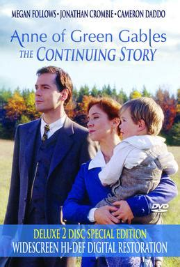 Anne of Green Gables: The Continuing Story - Wikipedia
