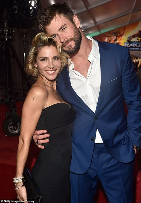 Elsa Pataky jokes about first role with Chris Hemsworth