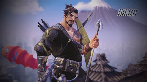 When All Your Shots Line Up - Hanzo - Overwatch - IGN Video