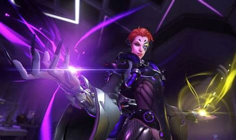Overwatch Moira release date REVEAL: New PS4, Xbox and PC