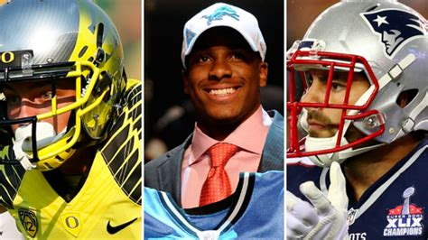 NFL and college football players set to make some cool